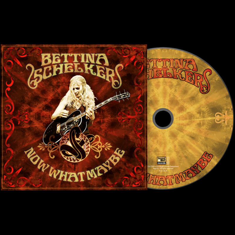 "Bettina Schelker | Album ""Now What Maybe"" 