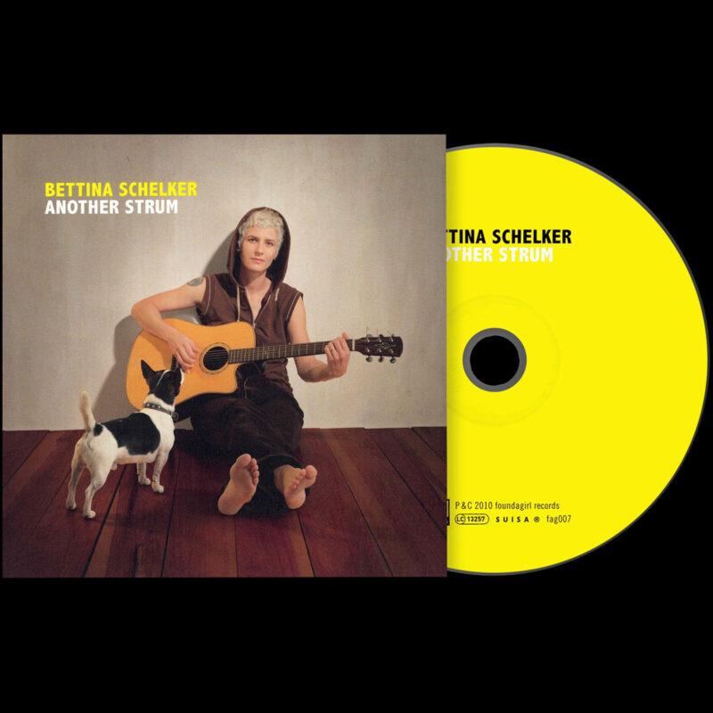 "Bettina Schelker | Album ""Another Strum"" | 2010"
