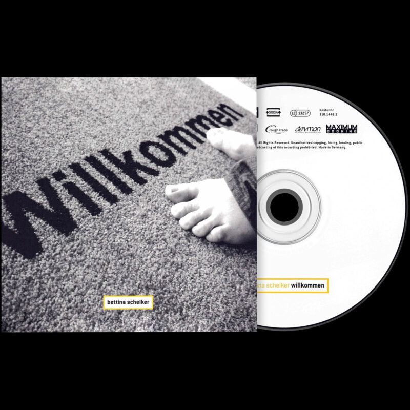 "Bettina Schelker | Album ""Willkommen"" | 2004"