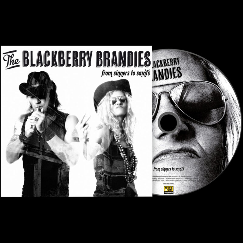 "The Blackberry Brandies | Album ""From Sinners to Saints"" 