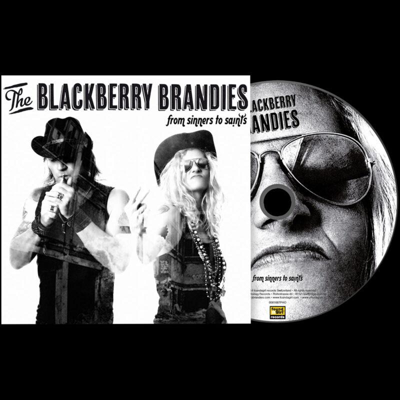 "The Blackberry Brandies | Album ""From Sinners to Saints"" | 2014"