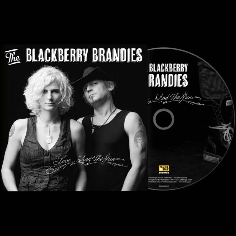"The Blackberry Brandies | Album ""Love… and the Gun"" 