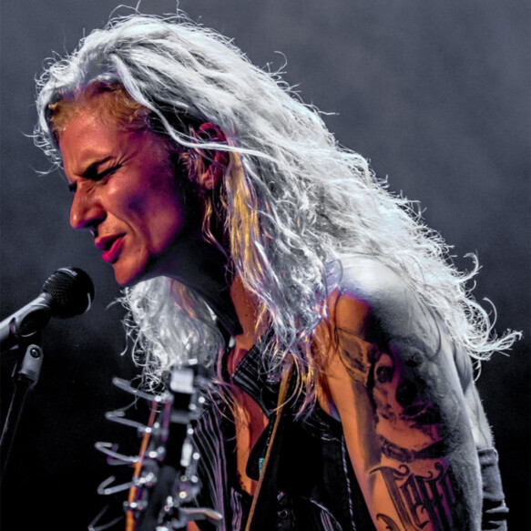 "Bettina Schelker | ""Anonymous"" Album Release Show | Atlantis Basel"